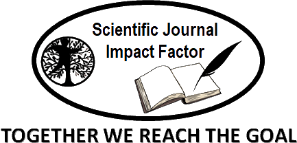 Sciencific Journal Impact Factor (SJIF)